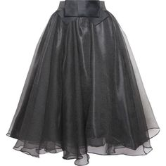 Relaxfeel Women's Black bow pleated skirt ($32) ❤ liked on Polyvore featuring skirts, black, long tutu skirt, bow skirt, long black skirt, draped skirt and knee length pleated skirt