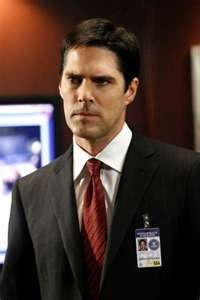 Thomas Gibson from Criminal Minds... thought he was gorgeous way back when he was in Dharma & Greg!