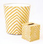 The Classy Cottage - Wastebasket and Tissue Holders