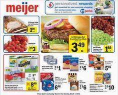 Meijer Coupon Deals This Week