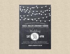 https://www.etsy.com/listing/167310817/chalkboard-lights-wedding-invitation-5x7