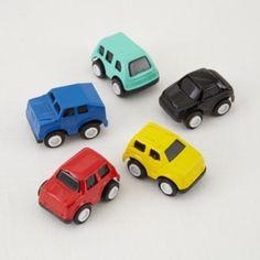 Assorted Pullback Mini Cars   The Land of Nod