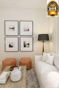 Living Room Inspiration, Home Decor Inspiration, Decor Ideas, Decorating Ideas, Art Decor, Diy Ideas, Home Living Room, Living Room Designs, Simple Living Room Decor