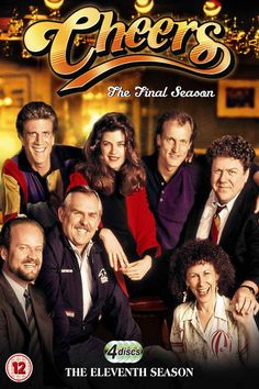 Cheers tv show - Google Search - Season 11 (1993).  L. to R.:  Front Row:  Frasier, Cliff & Carla; Back Row:  Sam, Rebecca, Woody & Norm