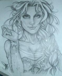 """Mi """"Elsa"""" madura y Sensualosa de la película Frozen (obvio, mi versión jajajajajajaja)"""