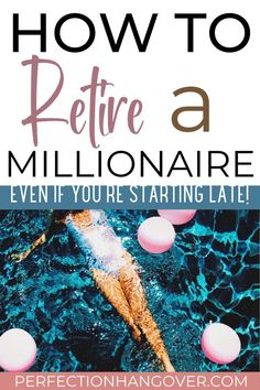 Saving For Retirement, Early Retirement, Retirement Planning, Money Tips, Money Saving Tips, Financial Goals, Financial Literacy, Financial Planning, Managing Your Money