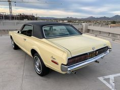 Bid for the chance to own a 1968 Mercury Cougar at auction with Bring a Trailer, the home of the best vintage and classic cars online. Headlight Covers, Air Shocks, Aluminum Radiator, Classic Cars Online, Manual Transmission, Mustangs, Ford Trucks, Muscle Cars, Mustang