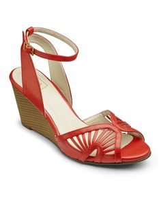 """""""Sole Diva"""" Sole Diva Flexi Sole Wedge EEE Fit at Simply Be"""