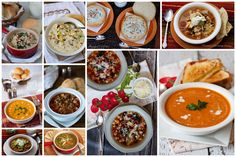 So I decided to share my ten favorite and what I think are the best pressure cooker soup recipes on Pressure Cooking Today.