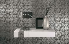 Dune Fussion Elegance 6x24 decorative ceramic wall tile.