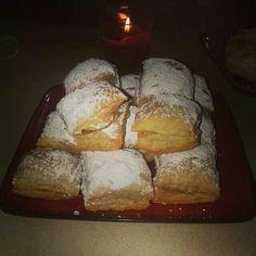 Pastelillos de guayaba y de crema !!