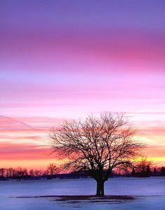 Sunset, Indiana, US
