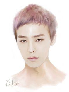 We are Big Bang Blog: [Photo] BIGBANG fan art (11.08.14)