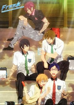 """Free!: Iwatobi Swim Club"""