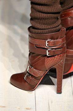 5ffea6955ff 105 Best Bootie ~ licious images in 2012 | High Heel Boots, Bootie ...