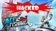 Cheat Ace Fishing Wild Catch Hack Generator Android IOS