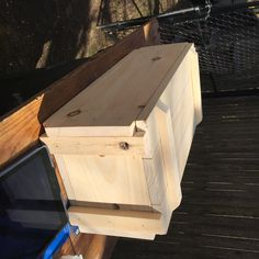 WoodyThings Ammo Crate Chest Unfinished Best Picture For wood crates front porch For Your Taste You Wooden Crate Coffee Table, Crate Table, Vintage Wood Crates, Wooden Crates, Diy Outdoor Table, Outdoor Gear, Crates For Sale, Pet Shipping, Wooden Shipping Crates