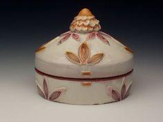 I love this sugar jar by Kari Radasch!