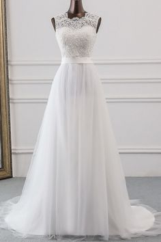 Boho Wedding Dress With Sleeves, How To Dress For A Wedding, V Neck Wedding Dress, Fit And Flare Wedding Dress, Elegant Wedding Dress, Wedding Gowns, Elegant Dresses, Sexy Dresses, Summer Dresses