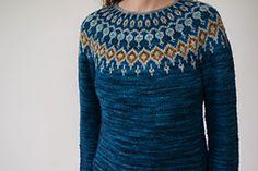 Ravelry: Starfall pattern by Jennifer Steingass Fair Isle Knitting Patterns, Sweater Knitting Patterns, Hand Knitting, Quick Knits, Knitting Projects, Free Pattern, Tweed, Knit Crochet, Ravelry