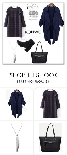 """""""ROMWE ( competition )"""" by thesnow977 ❤ liked on Polyvore"""