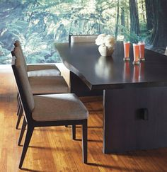 Table(s): Chair(s): (Seen here with leg M) Armchair(s): (Seen here with leg M) Dining Room Furniture, Dining Bench, Armchair, Home Decor, Sofa Chair, Dining Room Bench, Table Bench, Dining Furniture, Interior Design