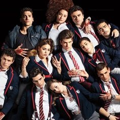 Elite, Netflix Spanish series, has another trailer released Series Españolas Netflix, Netflix Tv Shows, Series Movies, Netflix Cast, Elite 4, Elite Squad, Gabriel Byrne, Movies Showing, Movies And Tv Shows