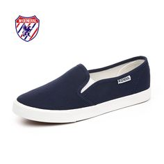 Find More Women's Flats Information about M.GENERAL Women Fashion Canvas Flats Casual Shoes 2016 Spring Summer Autumn Breathable Solid Round Low cut Slip on Shoe M625,High Quality shoe beautiful,China shoe plugs Suppliers, Cheap shoes glasses from M.GENERAL Official Store on Aliexpress.com
