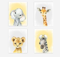 Fantastic baby nursery information are readily available on our internet site. Read more and you wont be sorry you did. Jungle Theme Nursery, Baby Animal Nursery, Giraffe Nursery, Baby Nursery Neutral, Baby Girl Nursery Decor, Nursery Wall Art, Nursery Ideas, Babies Nursery, Yellow Nursery Decor