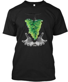 Discover Trapped: Spring Fate Edition T-Shirt from Final Row Productions, a custom product made just for you by Teespring. - The iconic tree from the cover of Trapped:. Spring Books, Just For You, Autumn, Mens Tops, Fall Season, Fall