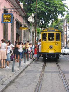 Santa Teresa in Rio de Janeiro, RJ | Brazil