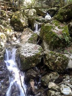 Bergen, Austria, Waterfall, Wanderlust, Outdoor, Natural Wonders, Landscapes, Road Trip Destinations, Adventure