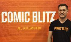 HeroesCon Interview: Comic Blitz App Offers Netflix Experience for Comics