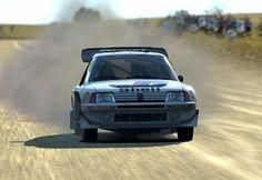 GT5 | Peugeot 205 T16 Evo2 Rally Car – Gravilla – Rafita633