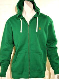 Polo Ralph Lauren full zip classic hoodie size xxl NEW with TAGS #PoloRalphLauren #Hoodie