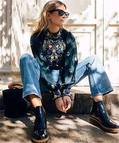 These Chic Boho Winter Outfits Every It Girl Is Wearing Fashion Me Now, Everyday Fashion, Womens Fashion, Fashion 2018, Skirt Fashion, Fashion Outfits, Fashion Trends, Fashion Bags, Free People Clothing