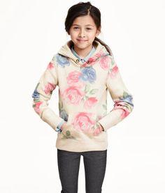 Hooded Sweatshirt   Product Detail   H&M
