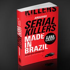 Serial Killers, Made in Brazil - Ilana Casoy Reading Lists, Book Lists, Books To Read, My Books, Nerd Room, Study Planner, Criminal Minds, Serial Killers, Book Recommendations