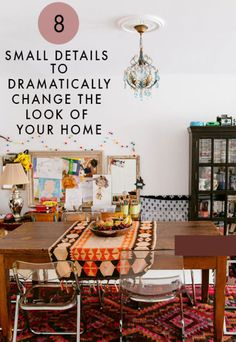 8 Small Details to Dramatically Change the Look of Your Home | eBay