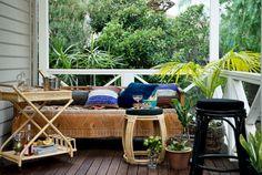 Тропический стиль интерьера