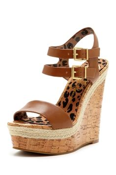 Jessica Simpson Graziella Wedge in  from HauteLook on shop.CatalogSpree.com, your personal digital mall.
