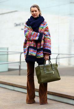 Natalie Joos, Smythson Bag | Street Fashion | Street Peeper | Global Street Fashion and Street Style