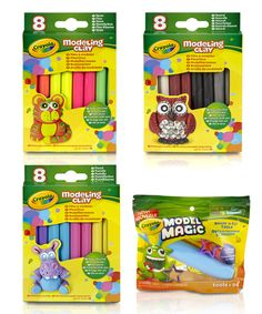 Another great find on #zulily! Crayola Model Clay Set by Crayola #zulilyfinds