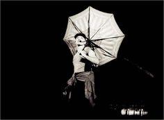 Bono in the Pop Mart Tour - Picture by Anton Corbijn