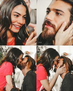 Beautiful Couple, Gorgeous Men, Beautiful Words, Turkish Men, Turkish Actors, Romantic Couples Photography, Couple Photography, Alina Boz, Best Tv Series Ever