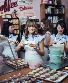 Image result for erin mckenna's bakery uniforms