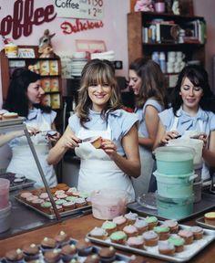 Image result for erin mckenna's bakery uniforms
