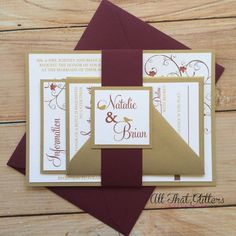 Lovebird and Birdcage Wedding Invitation Simple by ATGInvitations Maroon Wedding, Wedding Fun, Farm Wedding, Wedding Things, Wedding Ceremony, Rustic Wedding, Wedding Stuff, Wedding Ideas, Brown Wedding Invitations