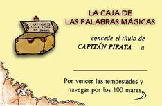 Animación a la lectura: Cuentos de piratas
