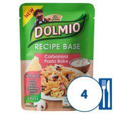 Dolmio Recipe Base Carbonara 170g